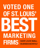 Voted One of St. Louis Best Marketing Firms